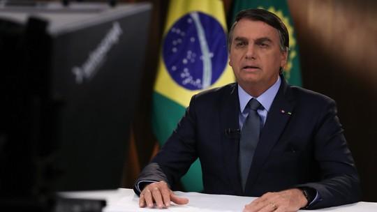 discurso de Jair Bolsonaro