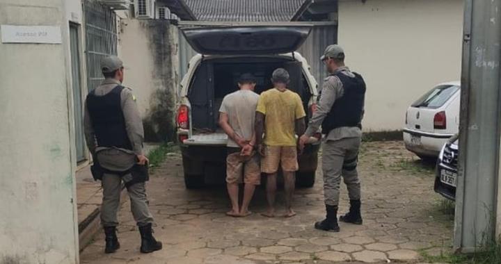 Suspeito de matar idoso a facadas em estrada de Rio Branco é preso e confessa crime, diz polícia — Foto: Arquivo pessoal