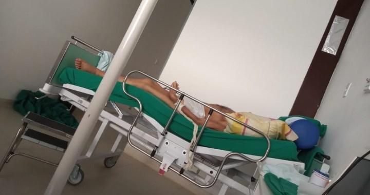 Idoso de 70 anos curado de Covid-19 é abandonado em hospital no AC e MP investiga — Foto: Arquivo pessoal