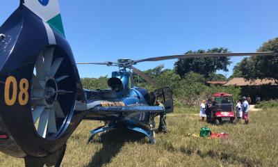 Equipes de emergência atendem vítimas de afogamento em Matinhos e na Ilha do Mel
