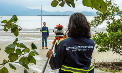 Empresa Portos do Paraná obtém 98% de aprovação no desempenho ambiental