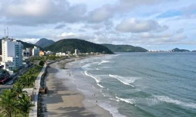 Litoral terá praias abertas para visitação com esforço para evitar aglomerações