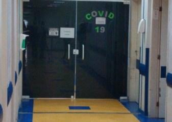 Dos 30 leitos da Ala Covid-19 do Hospital Regional, 26 estão ocupados