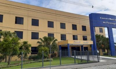 Câmara de Paranaguá interrompe atividades devido a casos de Covid-19
