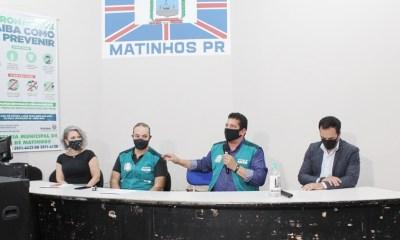 Prefeitura de Matinhos divulga decreto com medidas mais severas de prevenção e combate à Covid-19