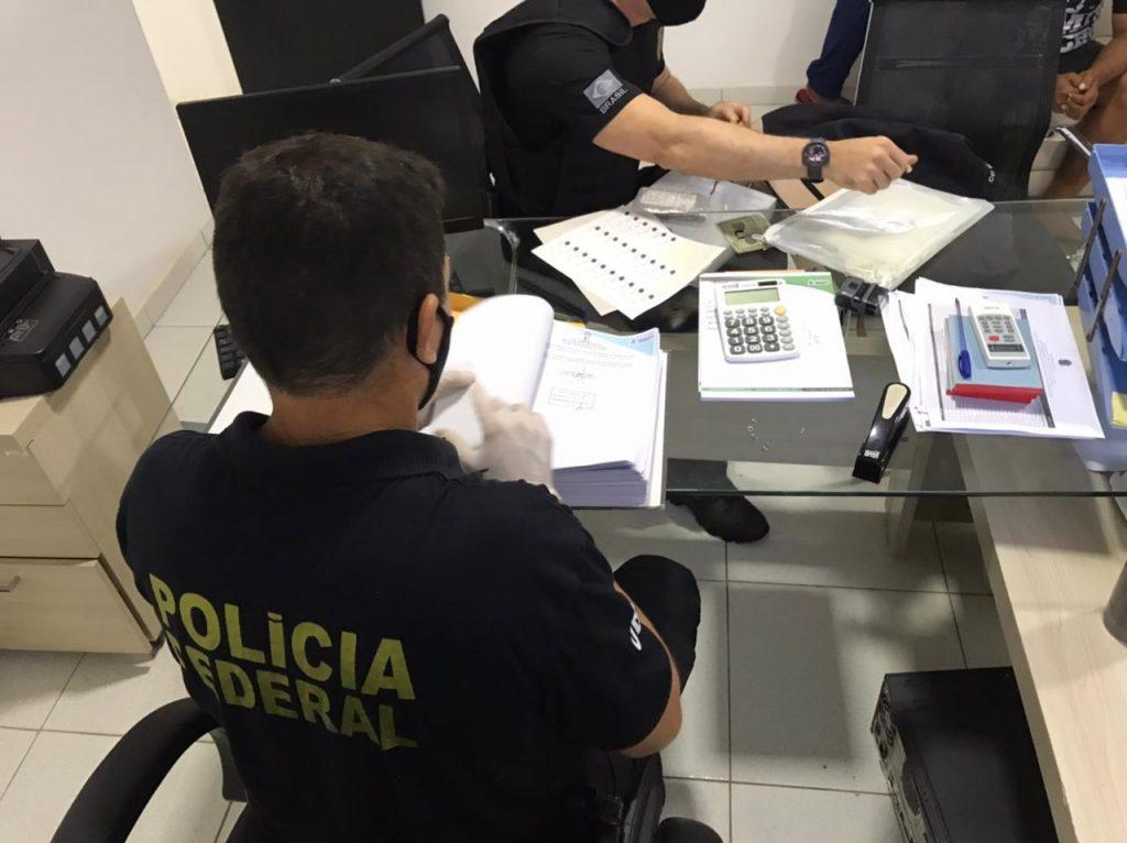 ca6a95d0-34f8-42c2-a8cf-78603e412dc8-1024x766 Urgente! Polícia Federal faz operação contra desvios na saúde de Pinheiro