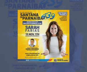 Grande evento do dia dos evangélicos será realizado em Santana De Parnaíba