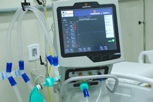 Prefeitura instala mais 17 respiradores para o combate a Covid-19