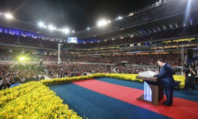 Centenário da Assembleia de Deus na Arena Pernambuco - outubro 2017