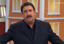 Ratinho, apresentador do SBT