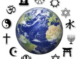 Religiões ao redor do mundo