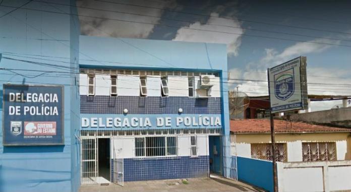 Delegacia da cidade de Nazaré da Mata, na Zona da Mata Norte de Pernambuco
