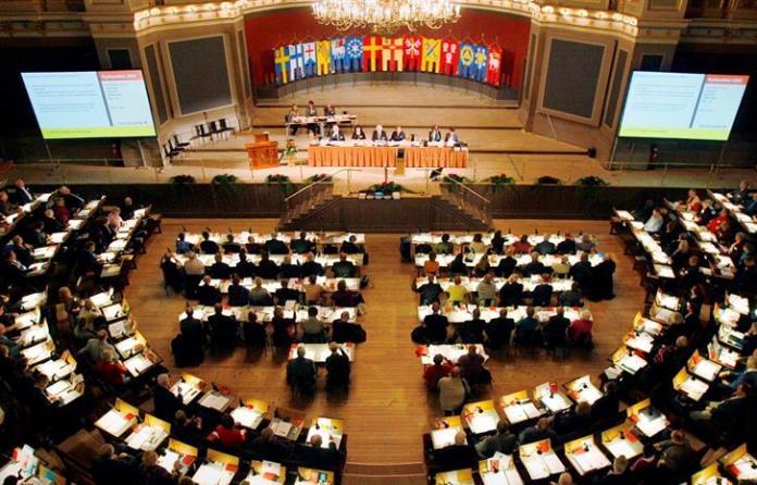 Reunião anual da Igreja na Suécia