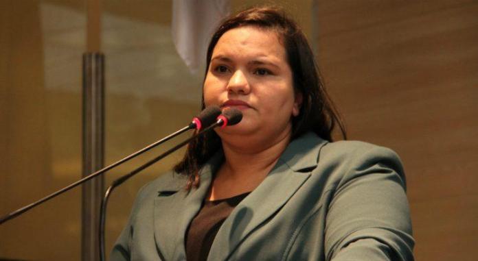 Vereadora em Recife (PE), Michele Collins - 2017