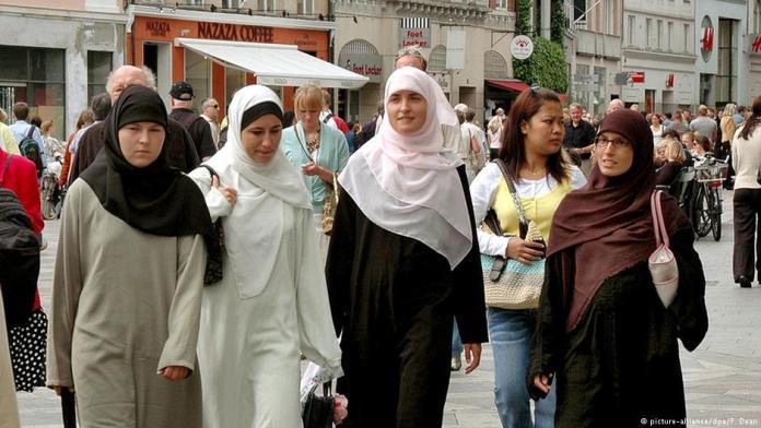 Muçulmanas na Europa