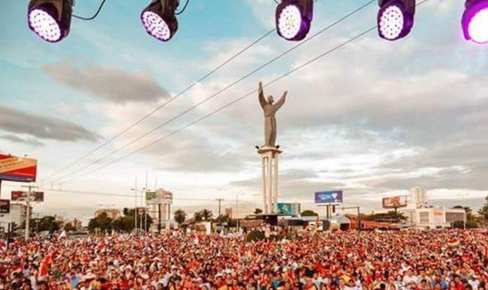 Marcha para Jesus na Bolívia após anulação do Código Penal que criminalizava a evangelização