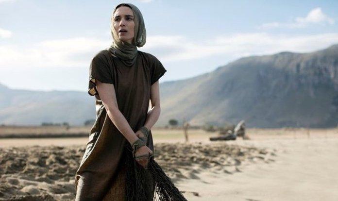 Imagem do filme Maria Madalena, que teve estreia em março nos cinemas do Brasil.