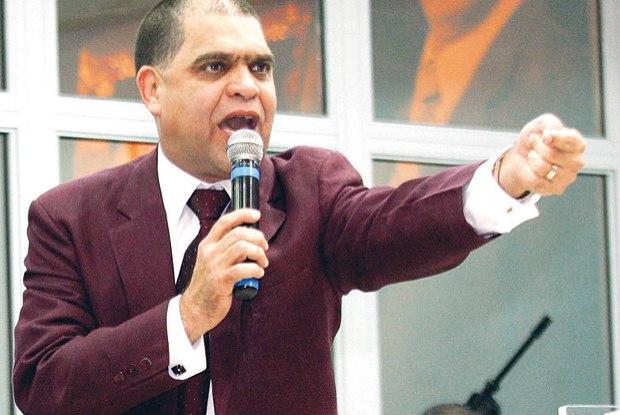 Marcos Pereira, pastor da Igreja Assembleia de Deus dos Últimos Dias