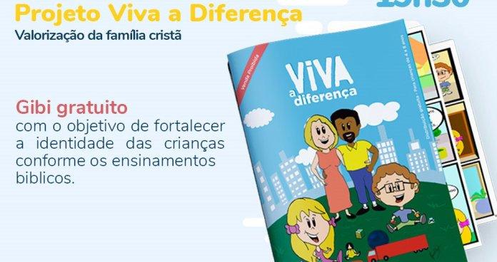 Gibi da Convenção Batista Brasileira para combater a ideologia de gênero