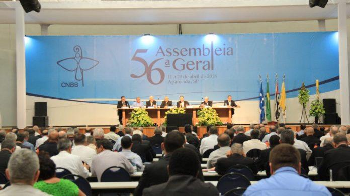 56ª Assembleia Geral de Bispos do Brasil da CNBB