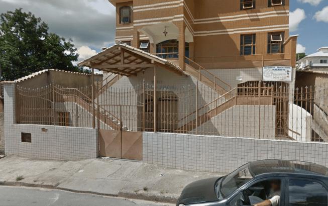 Igreja evangélica Maranata atacada com bomba artesanal (Foto: Google Street View)