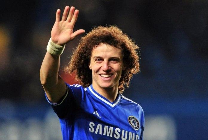 Jogador David Luiz