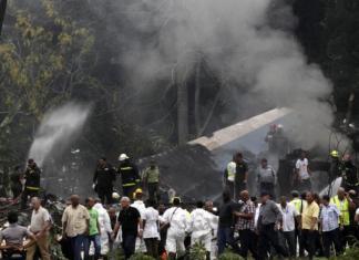 Queda de avião em Cuba mata mais de 100 pessoas, entre eles, 9 pastores e suas esposas