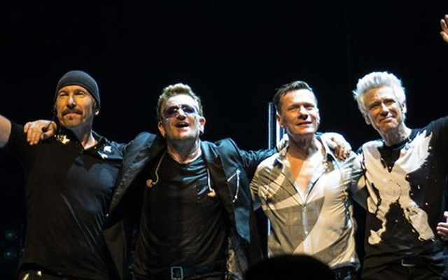 Banda de rock irlandesa U2