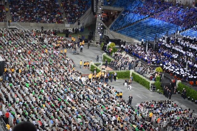 Comemoração do centenário da Assembleia de Deus no RN em 26 de maio 2018