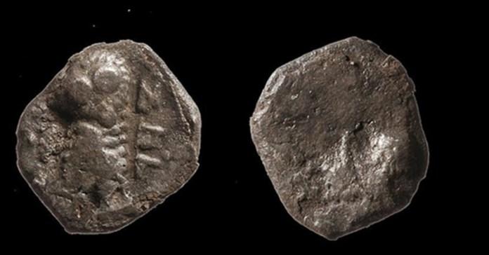 Moedas do tempo de Esdras descobertas em Jerusalém