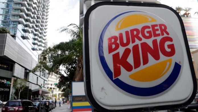 Empresa de fast-food Burger King