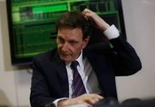 Marcelo Crivella preocupado