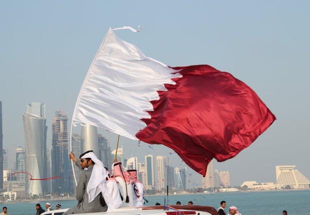 Bandeira do Catar