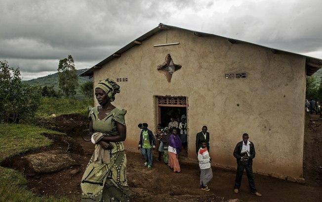 Igreja em Ruanda