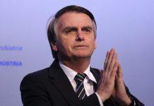Jair Bolsonaro, candidato a Presidência do Brasil em 2018