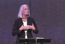 Anne Graham Lotz, filha do evangelista Billy Graham