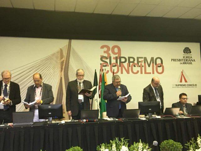 Supremo Concílio da Igreja Presbiteriana do Brasil