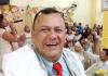 Pastor Rosinei Marques morreu enquanto pregava no púlpito.
