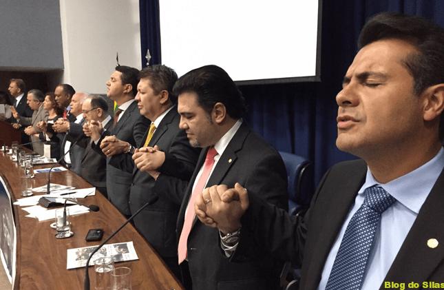 Bancada evangélica na Câmara dos Deputados
