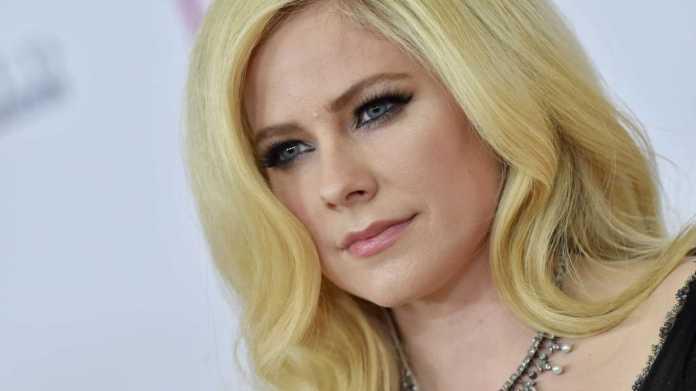 Cantora Avril Lavigne