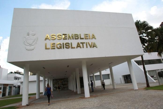 Assembleia Legislativa de Goiás (Alego). Foto: Reprodução