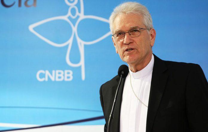 Secretário Geral da CNBB, dom Leonardo Steiner (2018)