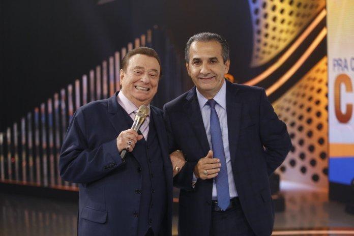 Silas Malafaia e Raul Gil