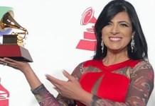 """Fernanda Brum ganha o Grammy Latino 2018 na categoria """"Melhor Álbum de Música Cristã em Língua Portuguesa"""" com o álbum """"Som da Minha Vida"""""""