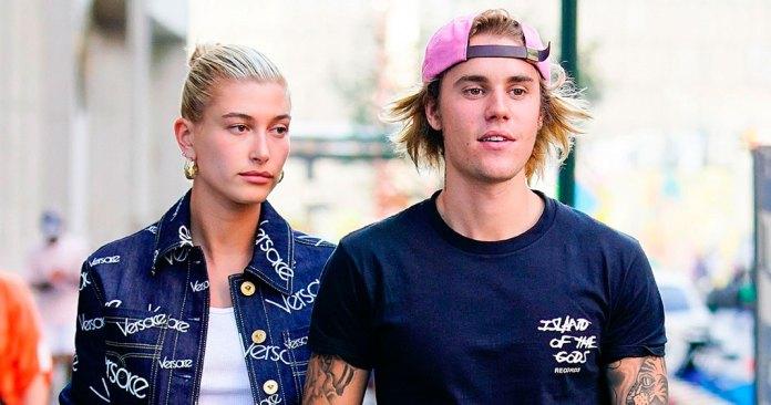 O cantor pop Justin Bieber e a modelo Hailey Baldwin estão casados desde setembro de 2018
