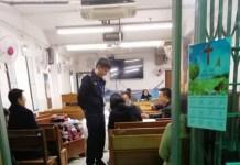 Polícia invade a Igreja Rongguili, em Guangzhou, na CHina