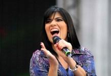Cantora Fernanda Brum (Foto: Alexandre Durão/G1)