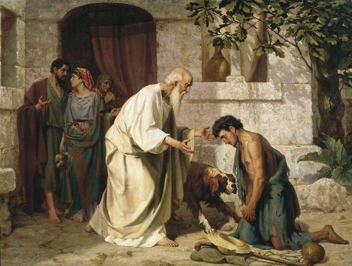 Parábola do filho pródigo (ilustração)