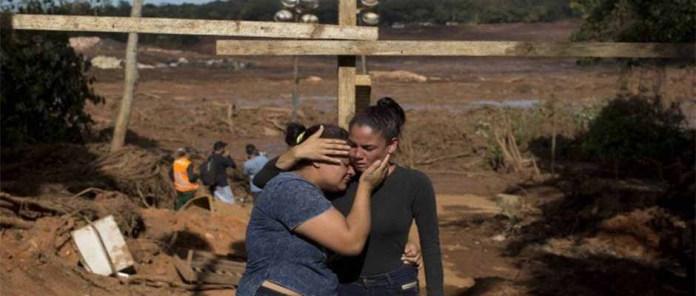 Evangélicos ajudam vítimas da tragédia em Brumadinho