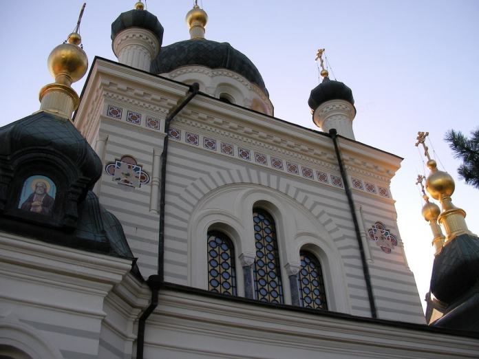 Igreja Ortodoxa na Crimeia